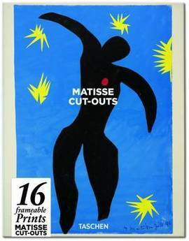 Matisse Cut-Outs Poster Box -
