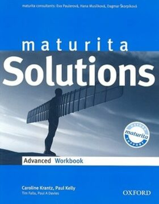 Maturita Solutions Advanced Workbook (CZEch Edition)
