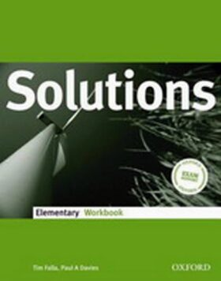 Maturita Solutions Elementary Workbook (CZEch Edition) - Tim Falla