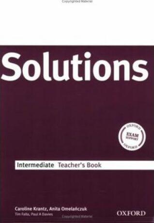 Maturita Solutions Intermediate Teacher´s Book