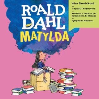 Matylda - Roald Dahl - audiokniha