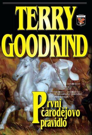 Zlověstný mág - Terry Goodkind