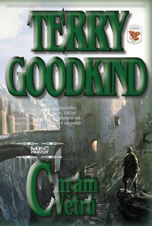 Chrám větrů - Terry Goodkind