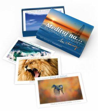 Medituj na...48 obrazových karet - Sri Chinmoy
