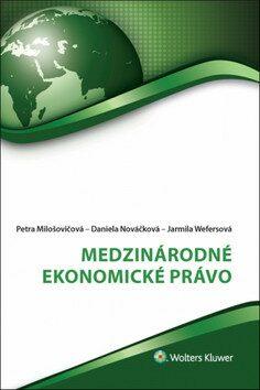 Medzinárodné ekonomické právo - Kolektiv