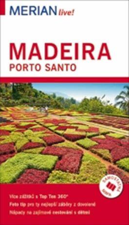 MERIAN Madeira Porto Santo - Beate Schümannová