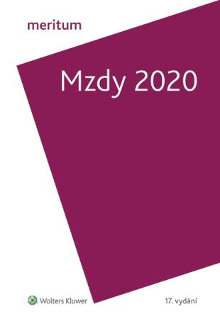 MERITUM Mzdy 2020 - Kolektiv autorů - e-kniha
