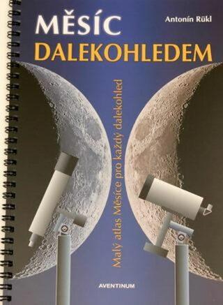 Měsíc dalekohledem - Antonín Rükl