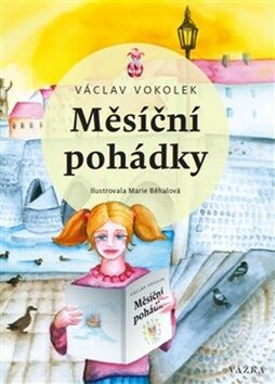 Měsíční pohádky - Václav Vokolek, Marie Běhalová