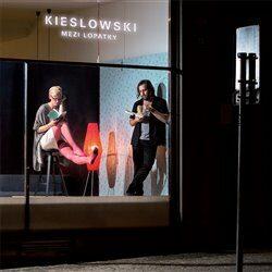 Mezi lopatky - Kieslowski - audiokniha