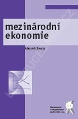 Mezinárodní ekonomie - Varadzin František