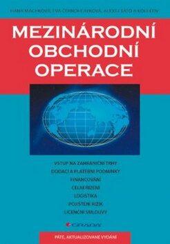 Mezinárodní obchodní operace - Kolektiv