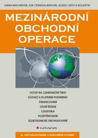 Mezinárodní obchodní operace - Hana Machková