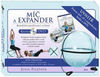 Míč a expander - Filepová Julia