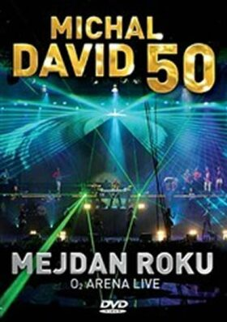 Michal David - Mejdan roku - DVD - neuveden