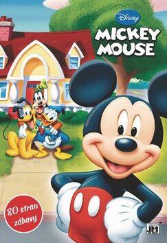 Mickey Mouse omalovánka -