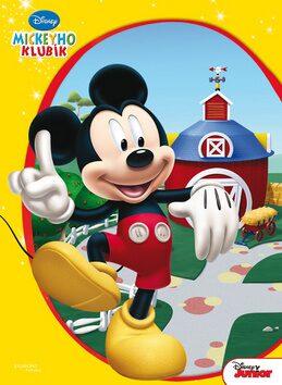 Mickeyho klubík - Z pohádky do pohádky - Walt Disney