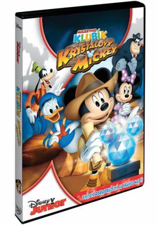 Mickeyho klubík: Křišťálový Mickey - DVD