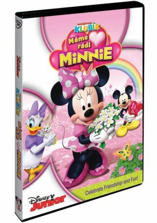 Mickeyho klubík: Máme rádi Minnie - DVD
