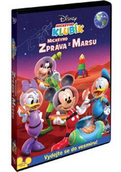 Mickeyho klubík: Mickeyho zpráva z Marsu - neuveden