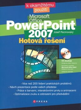 Microsoft PowerPoint 2007 - Josef Pecinovský