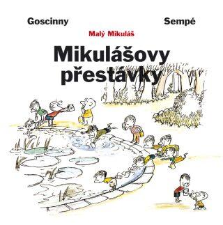 Mikulášovy přestávky - René Goscinny