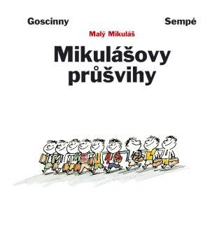 Mikulášovy průšvihy - René Goscinny