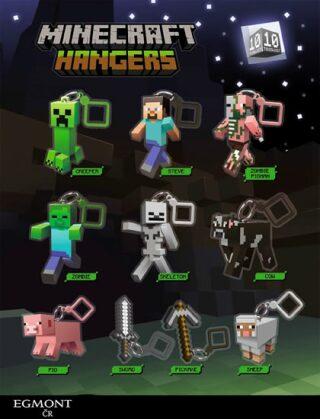 Minecraft - přívěšek - neuveden