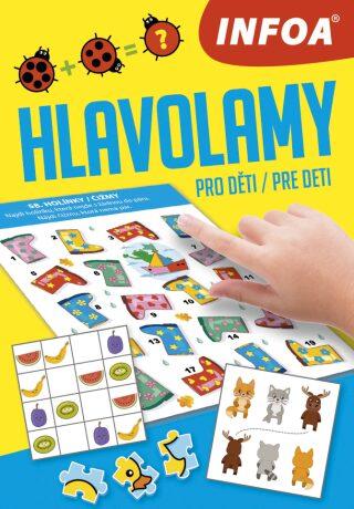 Mini hry - Hlavolamy pro děti/pre deti