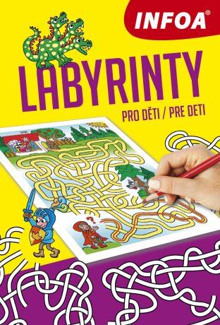 Mini hry - Labyrinty pro děti/pre deti