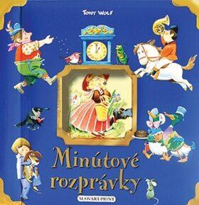 Minútové rozprávky - Tony Wolf