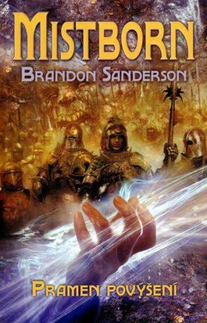 Mistborn 2 - Pramen povýšení - Brandon Sanderson