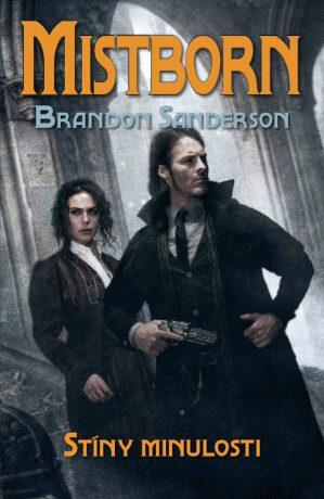 Mistborn: Stíny minulosti - Brandon Sanderson - e-kniha