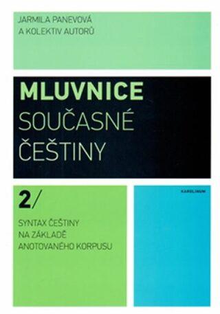 Mluvnice současné češtiny 2 - Jarmila Panevová