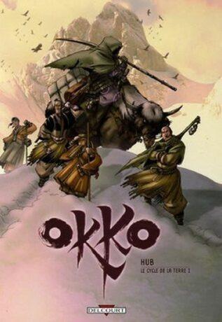 Modrá CREW 15 - Okko (3-4) - HUB