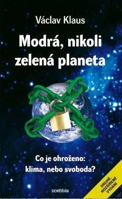 Modrá, nikoli zelená planeta - elektronické vydání - Václav Klaus