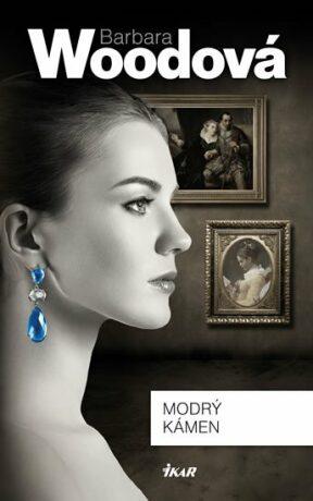 Modrý kámen - Barbara Woodová