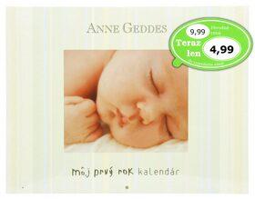 Môj prvý rok kalendár - Anne Geddes
