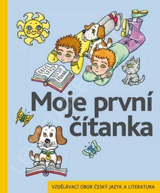 Moje první čítanka - Helena Zmatlíková, Jiří Žáček