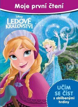 Moje první čtení Ledové království - Walt Disney