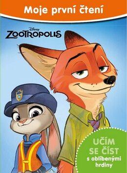 Zootropolis - Moje první čtení - Walt Disney