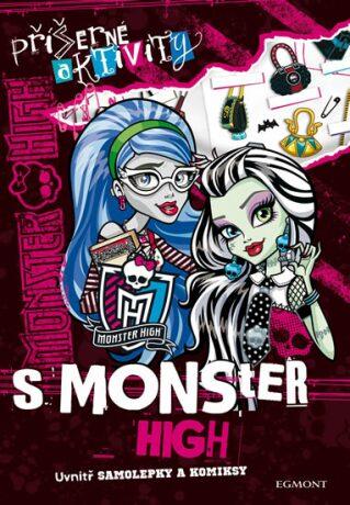 Monster High Příšerné aktivity s Monster High - Mattel