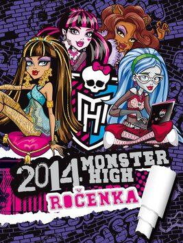 Monster High Ročenka 2014 - Mattel