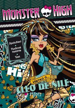 Monster High Všetko o Cleo de Nile -