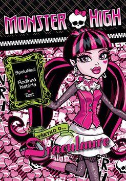 Monster High Všetko o Draculaure -