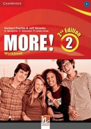 More! 2 Second Edition Workbook - Herbert Puchta