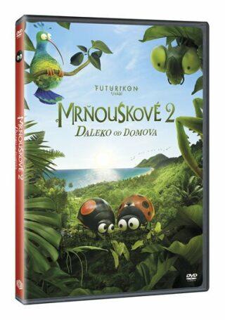 Mrňouskové 2: Daleko od domova - DVD