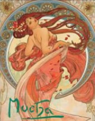 Alfons Mucha - Sarah Muchová,