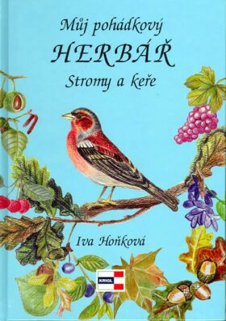Můj pohádkový herbář - Stromy a keře - Iva Hoňková