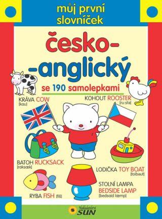 Můj první slovníček česko-anglický - neuveden